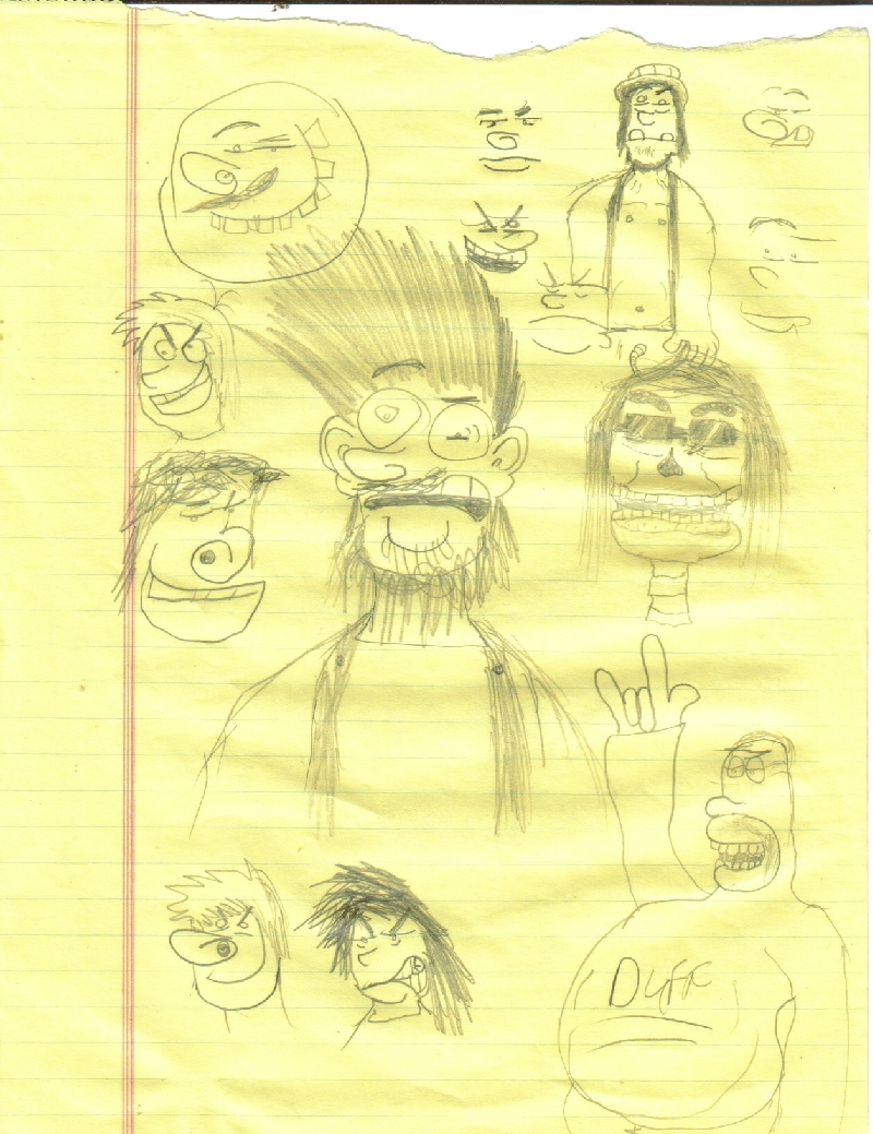 Homer and duff hallucinations