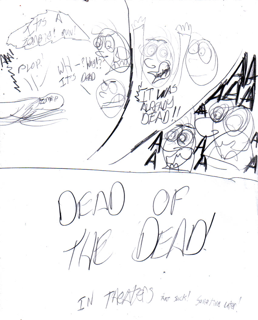 Dead of the Dead