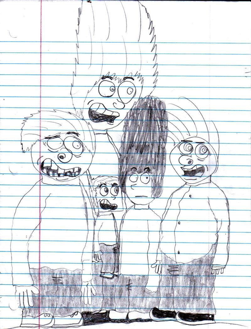 """Random """"Bob & the gang"""" pic"""