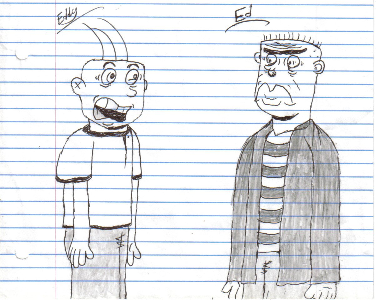 Ed and Eddy
